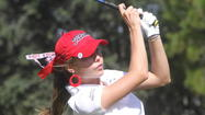 Lake Mary's Alessandra Kutz shot a par 72 to take individual honors Wednesday at the Seminole Athletic Conference's girls tournament at Sweetwater Country Club.