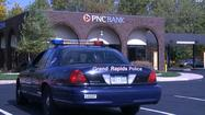 A suspect is in custody after an attempted bank robbery Friday morning, just before noon.