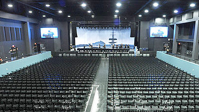 Pictures: sands Event Center improvements - The Morning Call
