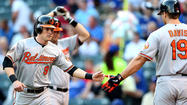 Orioles, Rangers wild-card rosters released