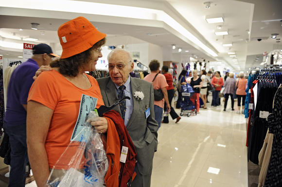 Boscov's reopening in Baltimore