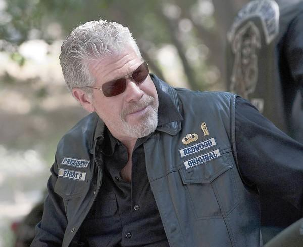 "Ron Perlman in ""Sons of Anarchy."""