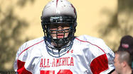 True freshman Mike Madaras set for 1st career start on Terps' O-line