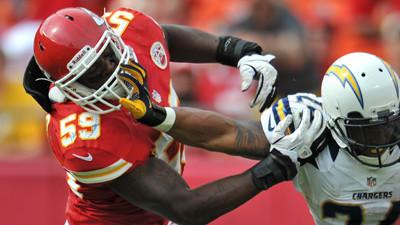 Ravens respectful of Chiefs LBs Derrick Johnson, Justin Houston