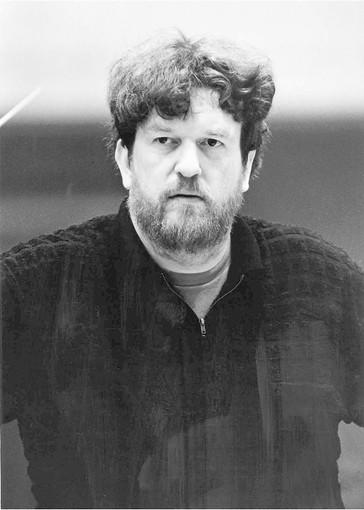 Composer-conductor Oliver Knussen