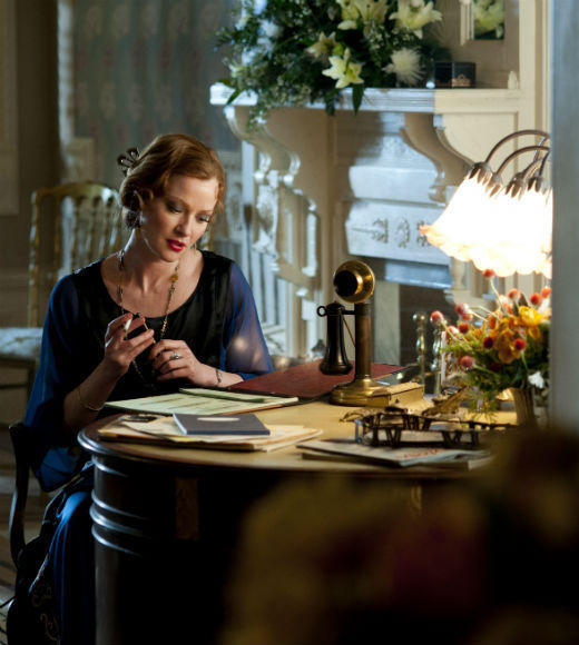 'Boardwalk Empire' Season 3: Gretchen Mol as Gillian Darmody