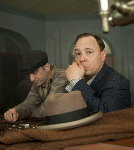 Stephen Graham as Al Capone