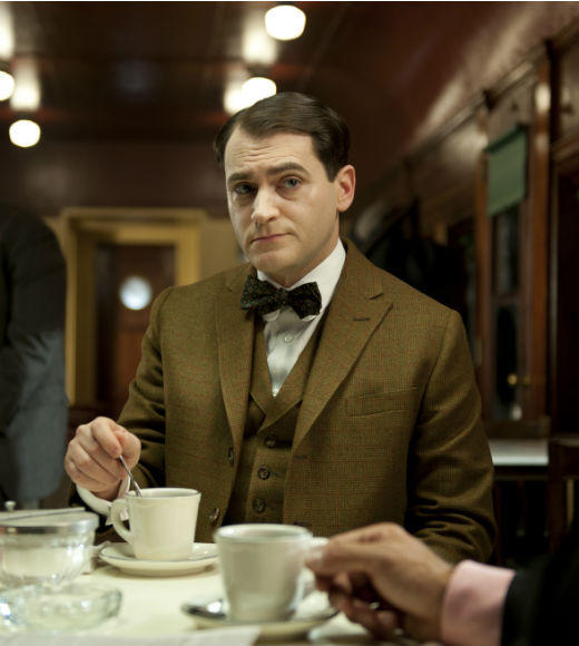 'Boardwalk Empire' Season 3: Michael Stuhlbarg as Arnold Rothstein
