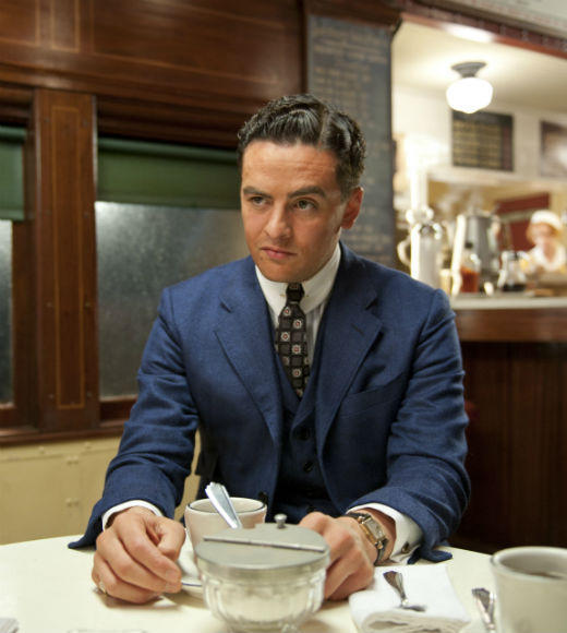 'Boardwalk Empire' Season 3: Vincent Piazza as Lucky Luciano