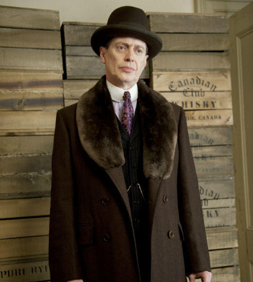 'Boardwalk Empire' Season 3: Steve Buscemi as Nucky Thompson