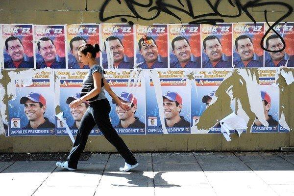 Voters in Venezuela will choose Sunday between President Hugo Chavez and opposition candidate Henrique Capriles, who is gaining on him in polls.