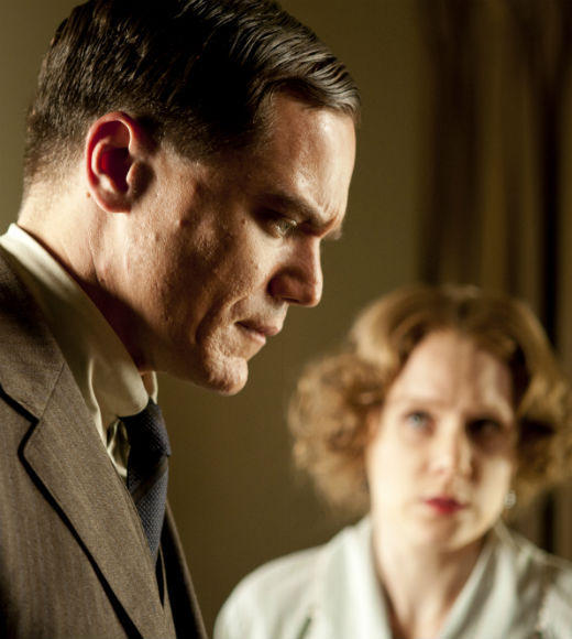 Michael Shannon as Nelson Van Alden
