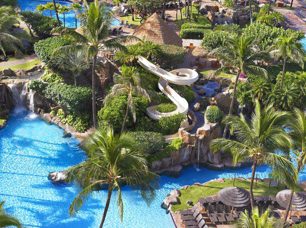 Starwood Resorts boasts 11 award-winning properties on the islands of Hawaii