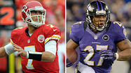 Jeff Zrebiec's scouting report: Ravens vs. Chiefs