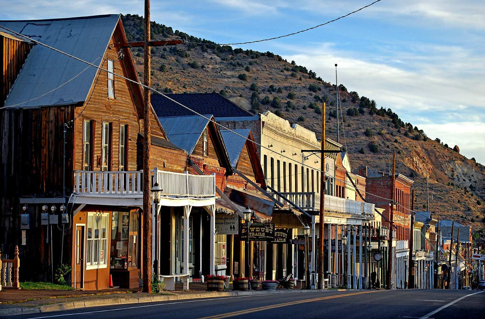 Weekend Escape: Virginia City, Nev. -