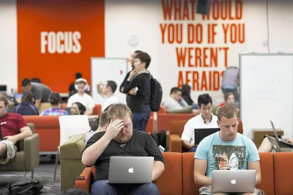 Facebook holds its 33rd hackathon after reaching the milestone of 1 billion users.