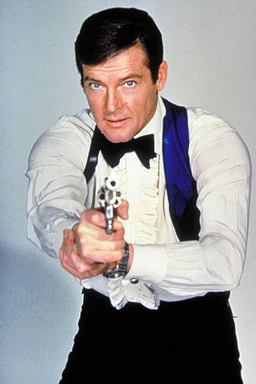 Live and Let Die (1973) In his maiden outing as the super spy, Roger Moore takes on voodoo, heroin smugglers and a very young Jane Seymour. Who didn't like the Paul, Linda McCartney theme song.