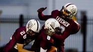 PHOTOS: Mishawaka vs. Marian Football