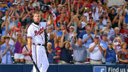 ATLANTA — The farewell tour is over for Chipper Jones.