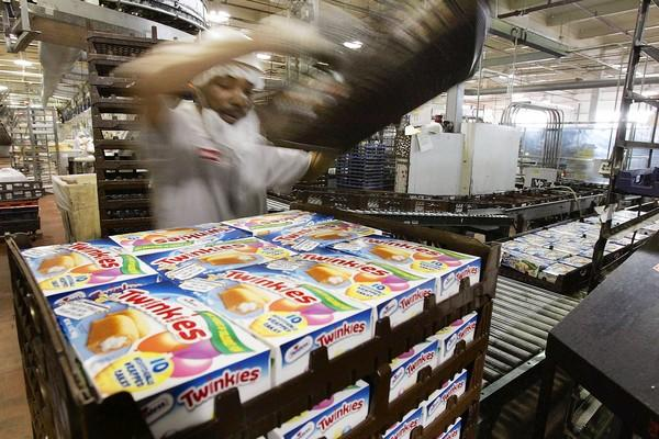 Some workers at Hostess Brands may strike over the company's latest round of pay cuts.
