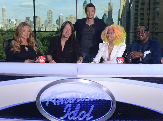 "American Idol Producers on Nicki Minaj-Mariah Carey Drama: ""We Love and Support Our Judges"""