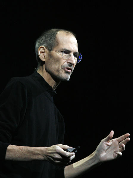 "Steve Jobs had just returned to Apple and been named ""interim"" CEO. (It took until 2000 for him to drop interim from his title.)"
