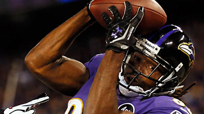 Ravens' receivers prepping for Chiefs' press coverage