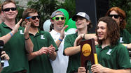 Loyola men's lacrosse team receives NCAA championship rings