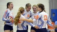 The start of the Class 8A, District 4 girls volleyball tournament has been moved up a day to Oct. 22.