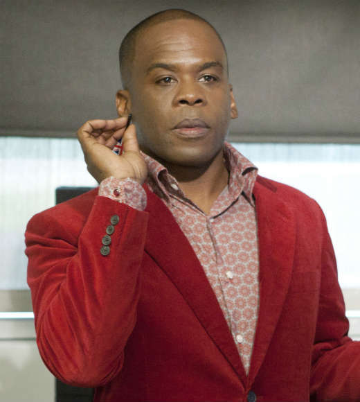 'Modern Family,' 'Glee' and more: LGBT characters on network TV, 2012-2013: Gay  Portrayed By: Ray Ford