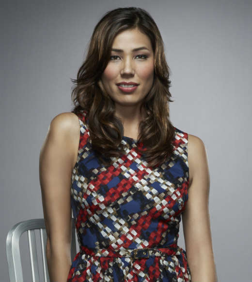 'Modern Family,' 'Glee' and more: LGBT characters on network TV, 2012-2013: Bisexual  Portrayed By: Michaela Conlin