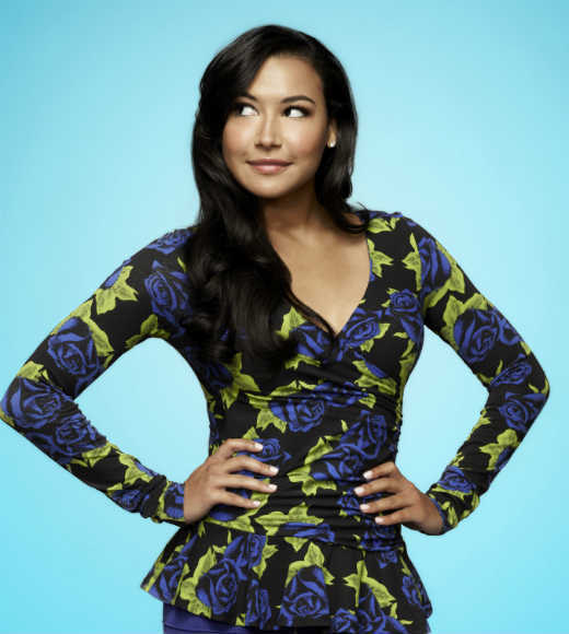 'Modern Family,' 'Glee' and more: LGBT characters on network TV, 2012-2013: Lesbian  Portrayed By: Naya Rivera