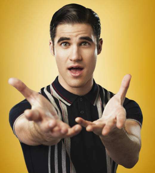 'Modern Family,' 'Glee' and more: LGBT characters on network TV, 2012-2013: Gay  Portrayed By: Darren Criss