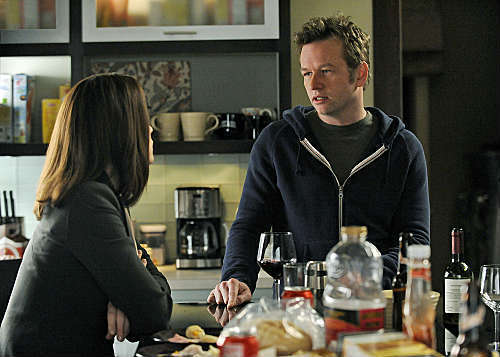 'Modern Family,' 'Glee' and more: LGBT characters on network TV, 2012-2013: Gay  Portrayed By: Dallas Roberts