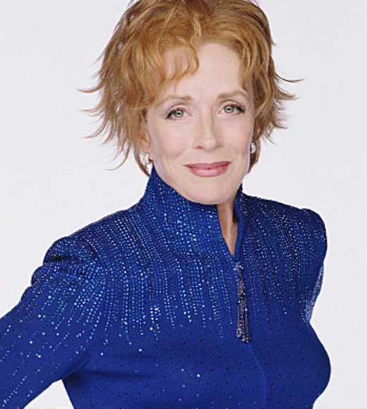 'Modern Family,' 'Glee' and more: LGBT characters on network TV, 2012-2013: Bisexual  Portrayed By: Holland Taylor