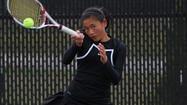 Photo Gallery: Valley Center Girls' Tennis Regional