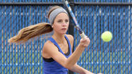 Photo Gallery: Wichita East Girls' Tennis Regional