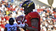 Justus Pickett's 1-yard touchdown lifts Terps to 19-14 win over Wake Forest