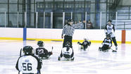 PHOTOS: Sled hockey tournament