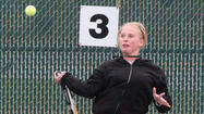 Photo Gallery: 6A Girls' Tennis Maize Regionals