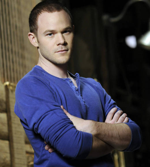 <i>Gay</i><br><br> <b>Portrayed By:</b> Aaron Ashmore