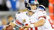 Don't expect the New York Giants (2-2) to look past the winless Cleveland Browns (0-4) at MetLife Stadium in Sunday's 1 p.m. contest.