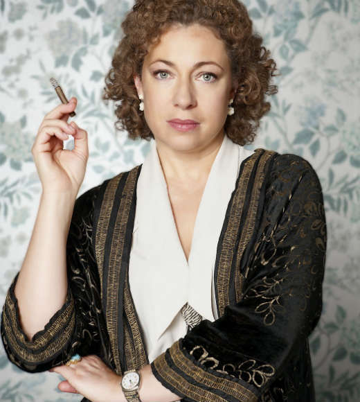 'True Blood,' 'Pretty Little Liars' and more: LGBT characters on cable TV, 2012-2013: Lesbian  Portrayed By: Alex Kingston