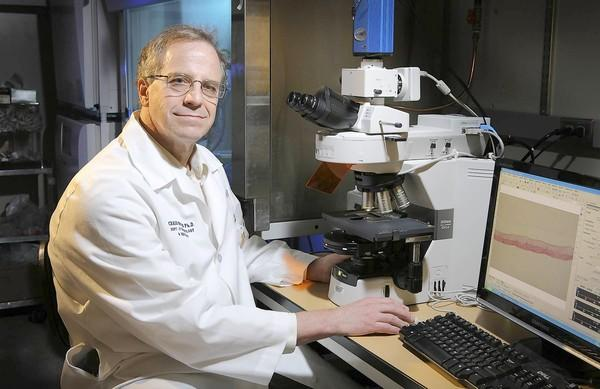 Dr. Craig Meyers, researcher at Penn State Hershey Medical Center, has gotten a lot of attention for his work fighting breast cancer with a virus. But he is struggling to fund his research.