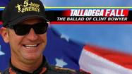 The Backstretch Blog: Talladega Fall, the Ballad of Clint Bowyer