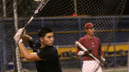 The sound of the crack of baseball bats and the popping of gloves permeated the air as the Imperial Valley Baseball Network organized, and Brawley Union High hosted a college-scouting workout for selected players at Wiest Field in Brawley on Tuesday night.