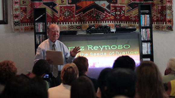 Former California Supreme Court Associate Justice Cruz Reynoso