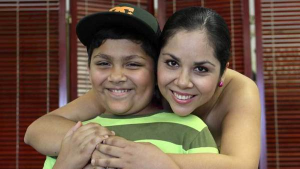Bryan Paez, 10, was diagnosed with leukemia at age 4.