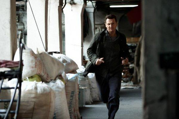 """Taken 2"" dominated weekend ticket sales at the box office."