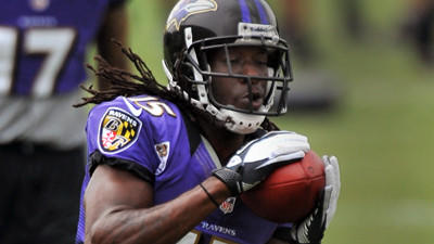 LaQuan Williams active today for Ravens, Christian Thompson a h…